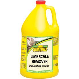 Simoniz® Lime Scale Remover Gallon, 4/Case - L2125004