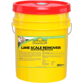 Simoniz® Lime Scale Remover 5 Gallon Pail, 1/Case - L2125005
