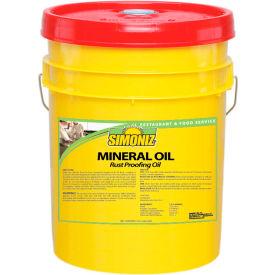 Simoniz® Rust Proofing Mineral Oil 5 Gallon Pail, 1/Case - M2323005