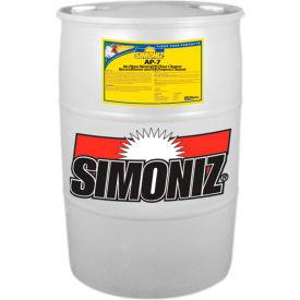 Simoniz® AP-7 Neutral pH Floor And All-Purpose Cleaner 55 Gallon Drum, 1/Case - P2666055