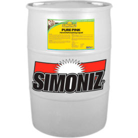Simoniz® Pure Pink Dishwashing Liquid 55 Gallon Drum, 1/Case - P2705055