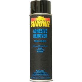Simoniz® Aerosol Adhesive Remover 20 oz. Aerosol Can, Pkg Qty 12 - S3365012