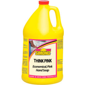Simoniz® Think Pink Hand Soap 1 Gallon, Pkg Qty 4 - ST1075004