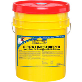 Simoniz® Ultra Line Floor Stripper, 5 Gallon Pail - UL1100005