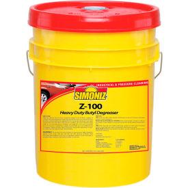 Simoniz® Z-100 Heavy Duty Butyl Degreaser, 5 Gallon Pail - Z4565005