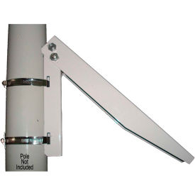 Solar Goes Green Solar Panel Pole Mounting Bracket SGG-POLEMT-301, Surface Mount, Outdoor