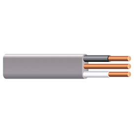 Southwire 20858702 UF-B Underground Feeder Cable, 8/2 AWG, 125 ft