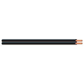 Southwire 55213123 16/2 Low Voltage Landscape Black, 100 Ft - Pkg Qty 2