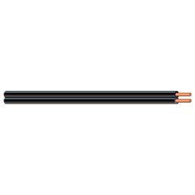 Southwire 55213443 12/2 Low Voltage Landscape Black, 100 Ft - Pkg Qty 6