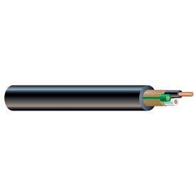 Southwire 55809143 6/4 SOOW Black, 100 ft