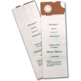 Windsor Versamatic Triple Layer Vacuum Bag, Also Fits All Star Javelin Series 14/18