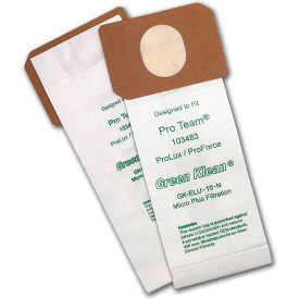 Pro Team Prolux, Proforce 1500 & 1500XP,1200XP, Procare 15 & 15XP Vacuum Bags