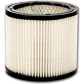 Shop-Vac Multi-Fit Pleated Cartridge Filter Wet/Dry