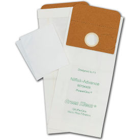 Advance Power One 12 & 15 Vacuum Bags (Includes 2 Filters / Pack)