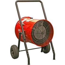 Berko® Salamander Portable Electric Blower Heater BDH3043B 30KW 480V 3 Ph