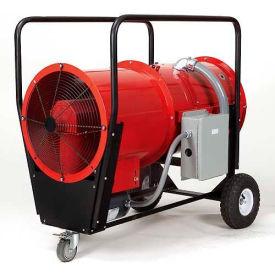 Berko® High Temperature Electric Blower Heater BSDH3043 480V, 30KW, 37.2 Amps
