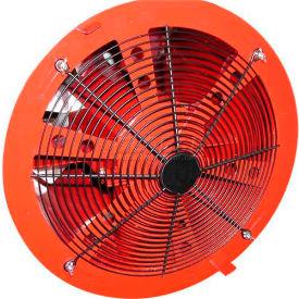 Berko® Adjustable Damper BSDHAD for High Temperature Electric Blower Heater