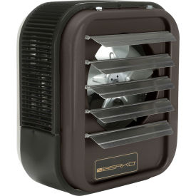Berko® Horizontal/Downflow Unit Heater HUHAA348, 3KW at 480V, 3Ph