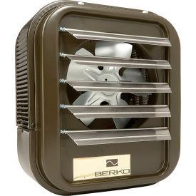 Berko® Horizontal/Downflow Unit Heater HUHAA520, 5KW at 208V, 1-3Ph