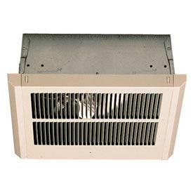 Berko® Fan Forced Ceiling Mounted Heater QCH1151F, 1,500/750W at 120V