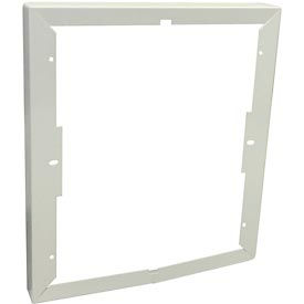 """Berko® 1"""" Semi-Recessed Frame for Ceiling Mounted Heater QCHS1"""