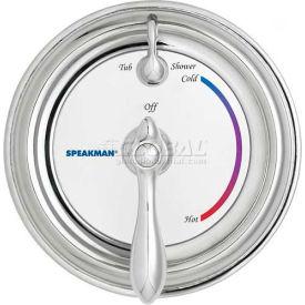 Speakman SM-3400 Sentinel Mark II® Regency Pressure Balance Valve W/ Volume Control Diverter