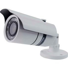 Speco® VL66W Weather Resistant Color Dual Voltage IR Camera, 2.8-12mm Lens, White Housing