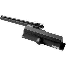 800 Series Adjustable Closer - Aluminum W/ Back Check - Pkg Qty 2