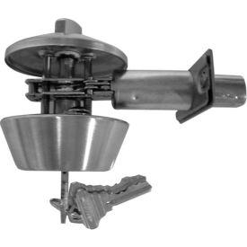Residential Single Cylinder Deadbolts - Polished Brass Keyed To Bitting U - Pkg Qty 5