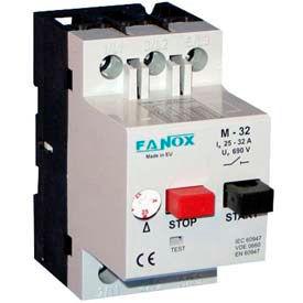 Springer Controls GMKO-N, Manual Motor Starter, 25.0-32.0 Amp, Mag. Trip 380 Amp