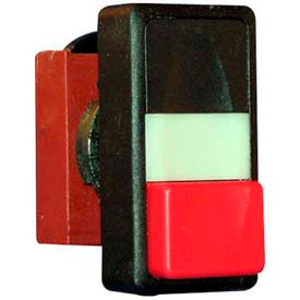 Springer Controls N5DPLNRS00, Double Push Button without Symbols - with contacts