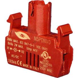 Springer Controls N5PDNVO, Power Supply No Bulb- screw terminal