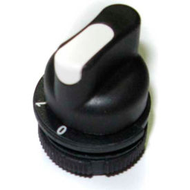 T.E.R., PRSL1855BIC Full White 0/1 Spring Returned Selector Switch, Use w/ MIKE & VICTOR Pendants