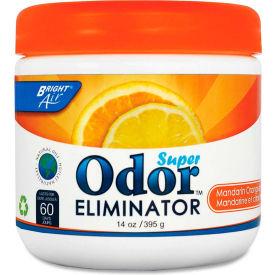 Bright Air Super Odor Eliminator Orange & Lemon 14 oz. Container BRI900013EA
