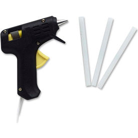 Chenille Kraft Company Glue Gun, Trigger Style, Includes 3 Glue Sticks, Assorted by
