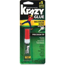 Elmer's Advanced Krazy Glue Gel, Maximum Bond, 4g Tube by