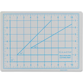 "Elmer's Self Healing Cutting Mats, 12""x18"", Opaque Gray by"