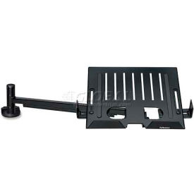"""Fellowes® Mounting Laptop Arm, 8034801, 3 Positions, Height Adjust., 13"""" X 28"""" X 9-3/10"""", Black"""