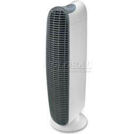 Honeywell HWLHHT080 Electronic Clean Tower Air Purifier, HEPA, 3 Cleaning Levels, White