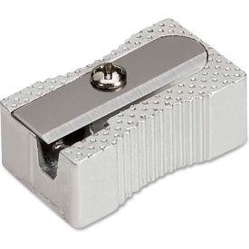 Integra™ Aluminum Pocket Sharpener, Steel, Silver