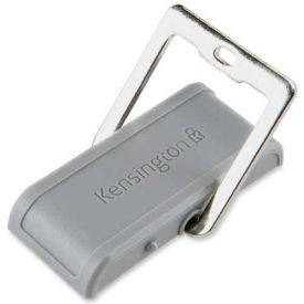 Kensington® 64613 Desk Mount Security Anchor, Gray, Pack of 1