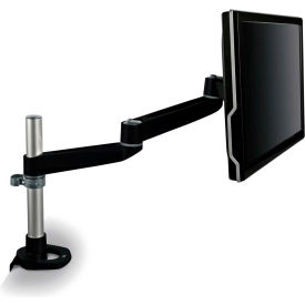 3M™ Dual-Swivel Monitor Arm, MA140MB, Adjustable, Black