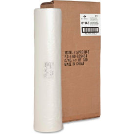 """Sparco Laminating Roll 1.5 Mil 1"""" Core 18"""" x 500' Clear 2 per Pack"""