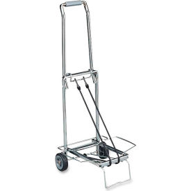 Sparco Compact Luggage Cart 150Lb Capacity