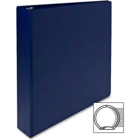 "3-Ring Binder, 1-1/2"" Cap, 11""x8-1/2"", Dark Blue by"