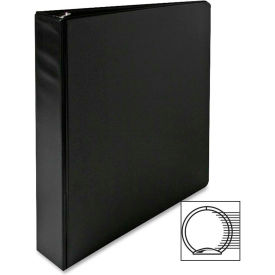 "3-Ring Binder, 1-1/2"" Capacity, 11""x8-1/2"", Black by"