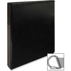 "Click here to buy Slant Ring View Binder, 1"" Capacity, 11""x8-1/2"", Black."