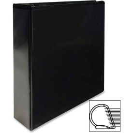 "Slant Ring View Binder, 2"" Capacity, 11""x8-1/2"", Black by"