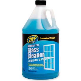 Zep® Streak-free Glass Cleaner Gallon Bottle ZPEZU1120128