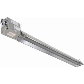 SunStar Natural Gas Infrared Heater Straight Tube Positive Pressure - SPS125-40-TG-N5 - 125000 BTU